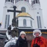 Winter Course and Excursions in Russia, Ekaterinburg