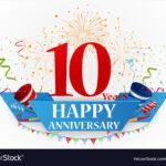 Anniversary - 10 years !